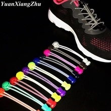 1Pair Reflective Elastic Shoelaces Stretching Lock Shoe Laces Brand No Tie Shoelace Outdoor Sneaker Lace Shoe accessories lacets darseel shoe accessories shoelaces tax