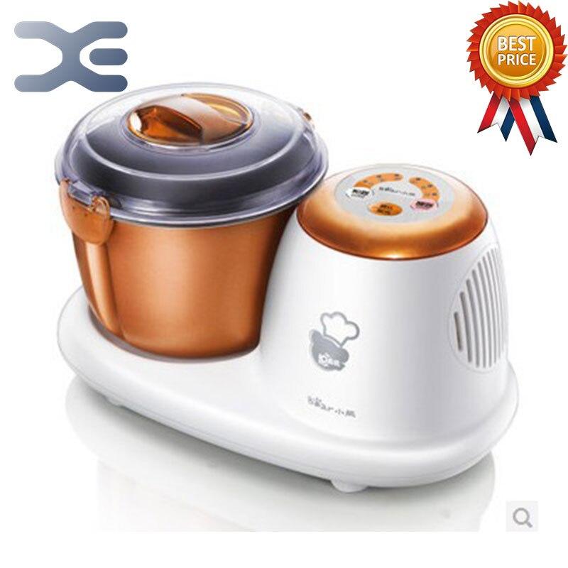 21 oz Electric Mixer With Bowl 220V Electric Blender Kitchen 50W Dough Mixer