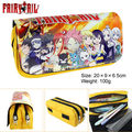 FAIRY TAIL Makeup Cosmetic Brush Travel Bag Case Pen Pencil Pouch Purse Anime