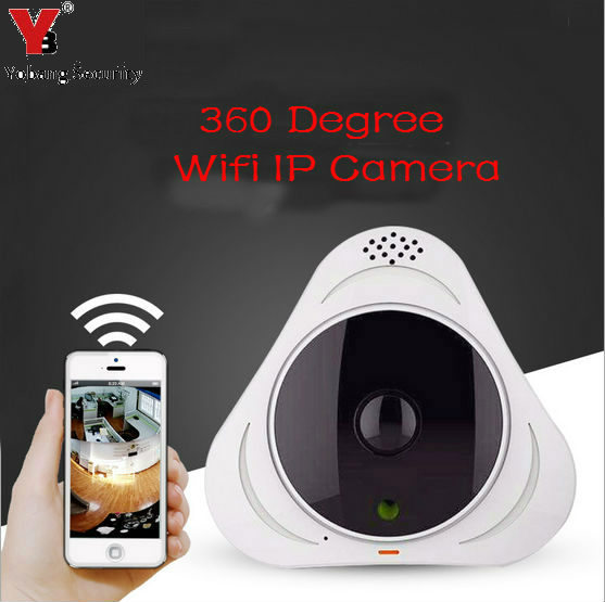 YobangSecurity 360 Degree 960P Wifi Wireless IP Camera Indoor Baby Monitor Home Security Surveillance Camera with Two-Way Audio нивелир ada cube 2 360 home edition a00448