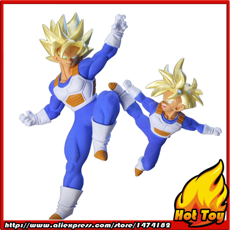 100% Original BANDAI Gashapon PVC Toy Figure HG Part 12 - Son Goku & Gohan Super Saiyan from Japan Anime Dragon Ball Z anime dragon ball super saiyan 3 son gokou pvc action figure collectible model toy 18cm kt2841