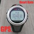 NORTHEDGE Работает мужские Спортивные Часы GPS Часы Цифровой Водонепроницаемый Военные Мужская Heart Rate Monitor Альтиметр Компас Восхождение