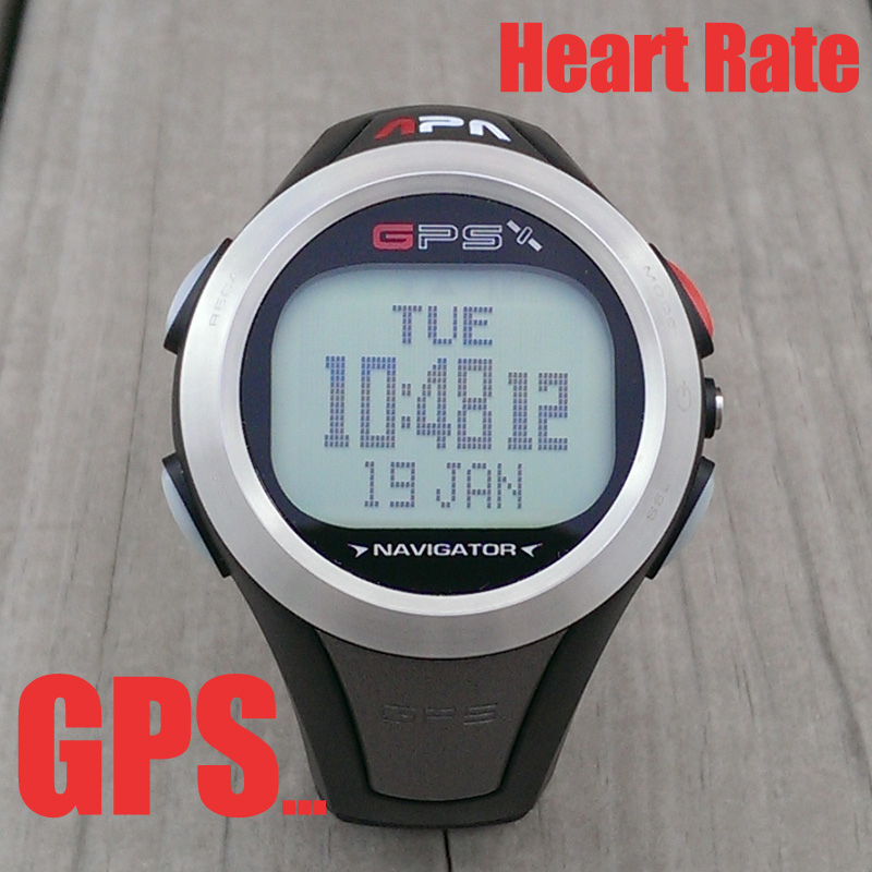 NORTHEDGE Running Men's Sports Watches GPS Watch Digital Waterproof Military Men Heart Rate Monitor Altimeter Compass Climbing