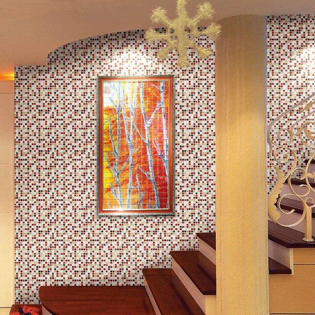 Good Innen Dekoration Kristall Stein Fr Wohnzimmer Tv Hintergrund Wand  Studie With Mosaik Fliesen Wohnzimmer
