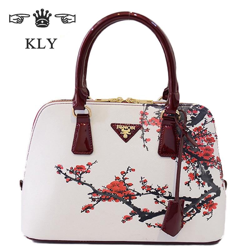 Luxury sac a main  women handbags famous brand pu leather handbags high quality women tote bags print bag for lady's bolsas