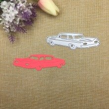 Julyarts Muscle Car Alinacrafts Metal Cutting Dies New 2019 For Scrapbooking Snijmallen Die