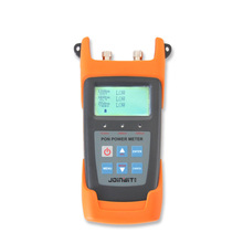 Fibra PON Optical Power Meter Termination Tester For Network Installation