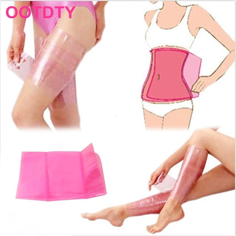 New 1Pc Sauna Wrap Lose Weight Tummy Arms Leg Burn Fat ...