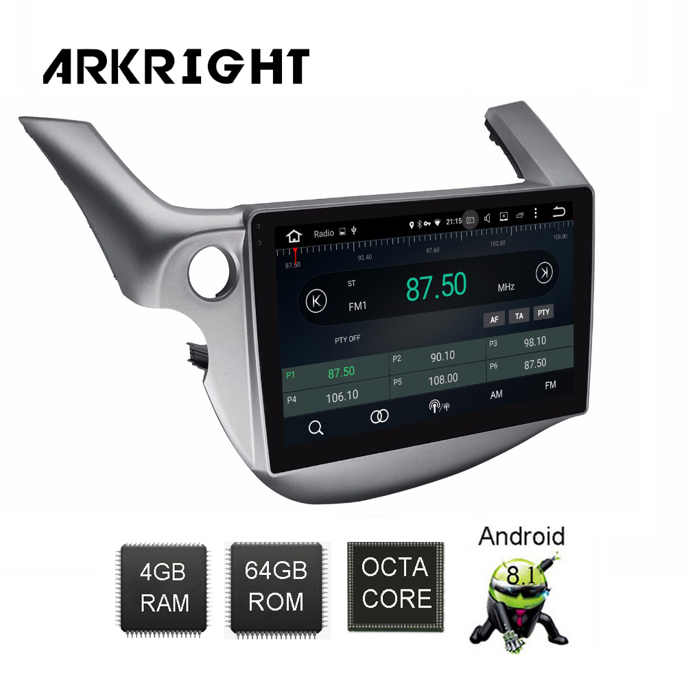 Health カーステレオホンダフィット ARKRIGHT DSP