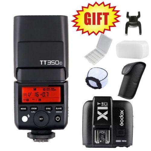 Здесь продается  Godox TT350C TT350 GN36 2.4G TTL HSS Mini Flash Speedlite for Canon Mirrorless Camera  Бытовая электроника