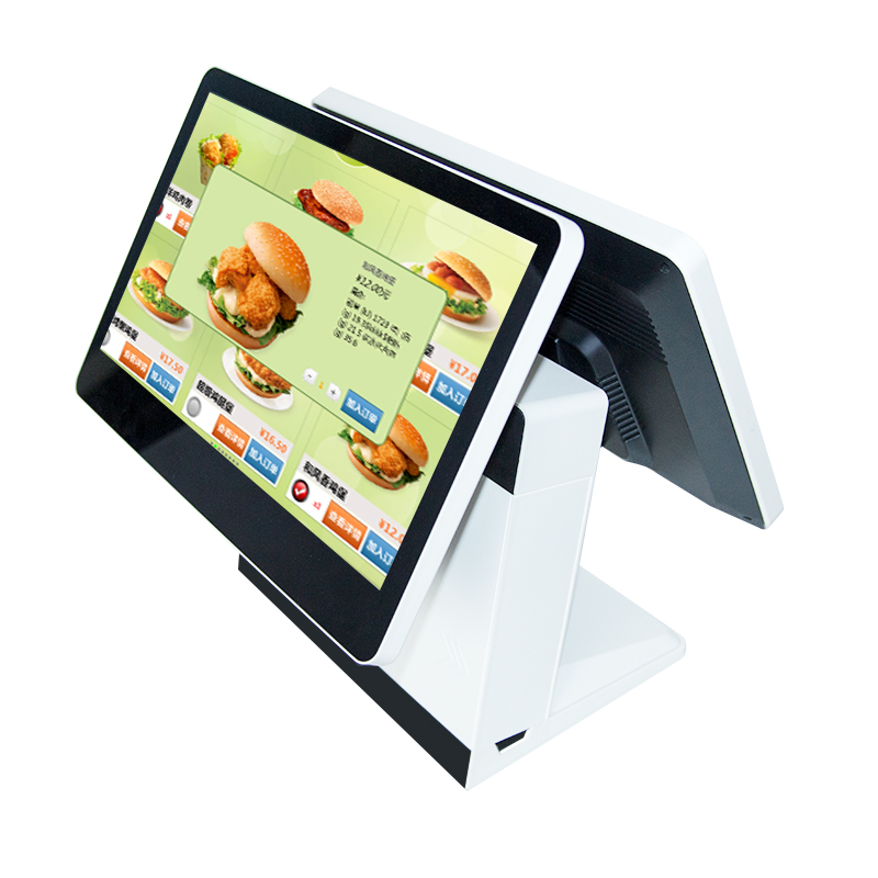 Industrial All In One Touch Screen Pc 15 Inch Point Of Sale Equipment For Small