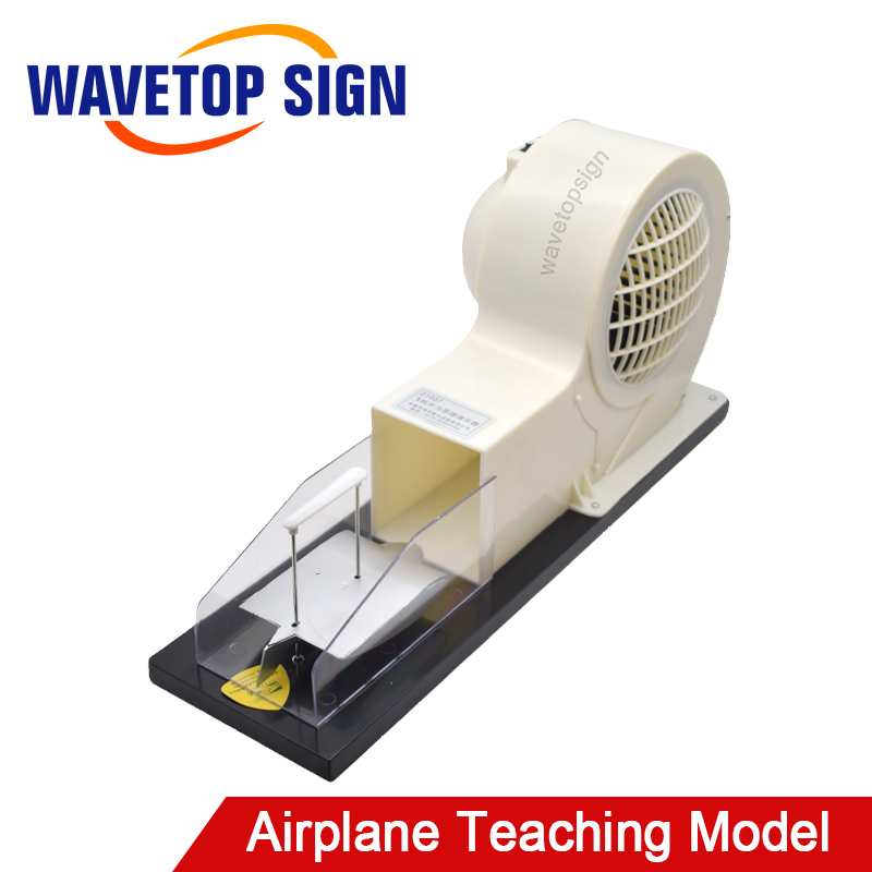 Aircraft Lifting Principle Demonstrator 21037 Small Wind Tunnel Model Physics Teaching Experiment Equipment Manufacturers все цены