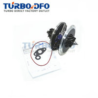 716665-5002 s turbina cartucho kits de reparo para a Alfa-Romeo 156 1.9 JTD 93Kw 126HP 937A4000-turbocharger core 55191934 CHR NOVO