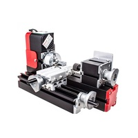 소형 금속 다기능 기계 선반 기계 20000rev/min diy