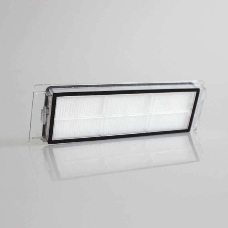 Замена 1/2 шт. Моющийся hepa-фильтр для Xiaomi Mi робот 1 2-го поколения дома Roborock подметания робот пылесос части