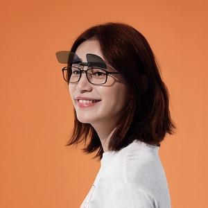 Image 4 - Xiaomi Turok Steinhardt TS Brand Clip Sunglasses Polarized Clear Sight Glass Anti UVA UVB for Outdoor Travel Man Woman