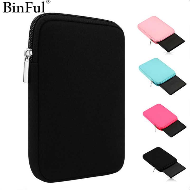 BinFul мягкие планшеты гильзы сумка для iPad Mini 1/2/3/4 Air 1/2 крышка чехол для iPad Pro 9,7 нового iPad 9,7 для чтения электронных книг 6