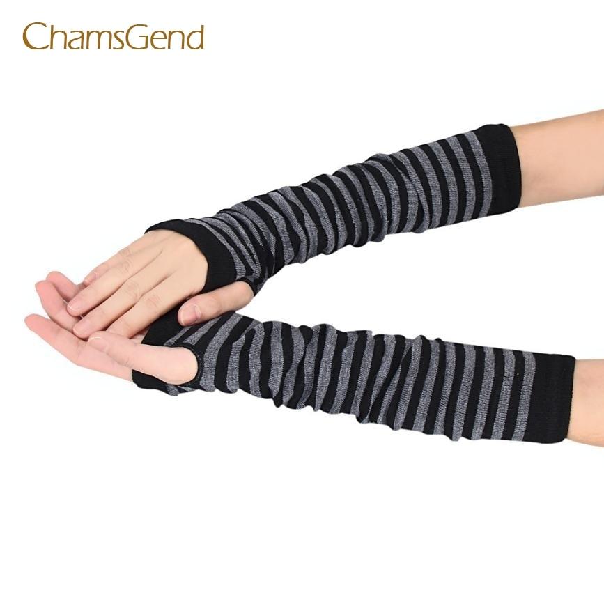 100% True 2018 Fashion Cartoon Haikyuu Finger Cotton Knitting Wrist Gloves Mittens Anime Accessories Cosplay Fingerless Gloves Hand Warmer Apparel Accessories