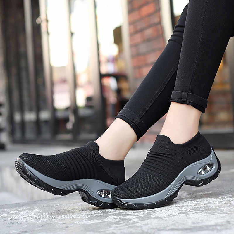 Women sneakers 2020 new breathable mesh