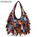 Новая мода хит цвет женщин сумки дизайнеры плеча неподдельной кожи сумки мягкой поверхности молнии дамы сумка почтальона сумочки 2 цвета
