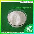 Granel suplemento alimentar matérias-primas L-arginina pó 100 g/lote frete grátis
