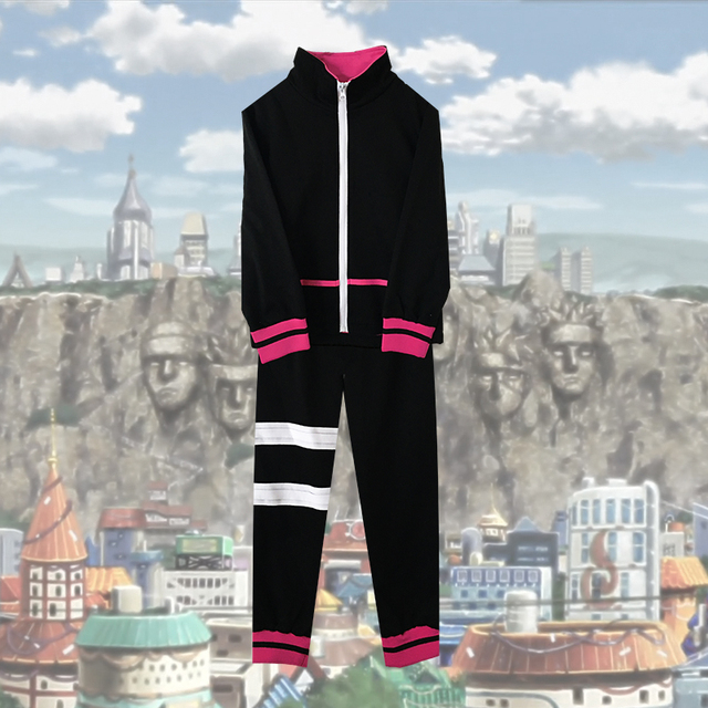 Naruto Cosplay Costume Black