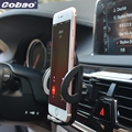 Cobao 360 graus suporte para carro universal air vent mount suporte do telefone móvel do smartphone doca, PC/Cell Phone Holder Stands