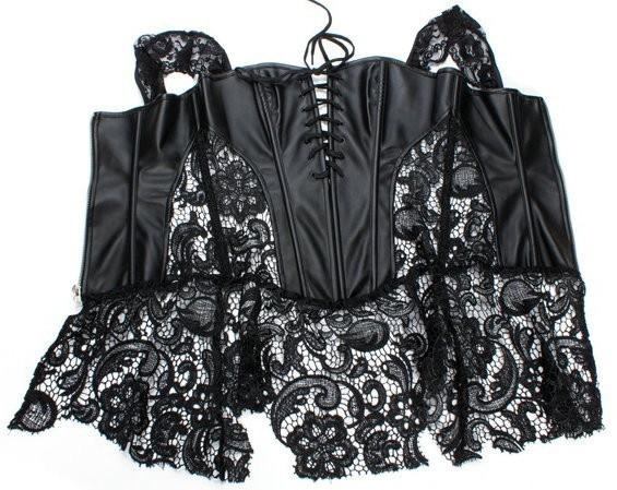 Corset Black (5)