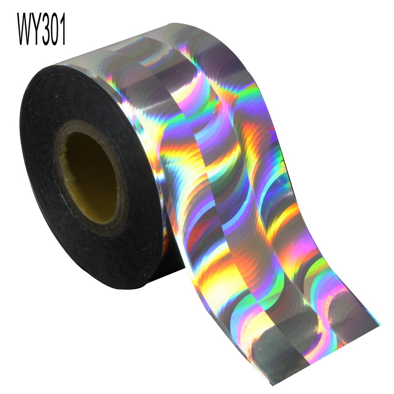 Elessical 120m*4cm Various Patterns Nail Foil Roll Chameleon Colorful Transfer Stickers Holographic Nail Art Decals For Manicure 1roll 4cm 120m laser rose gold nail transfer foil stickers nails art decorations manicure declas for nails accessories