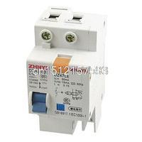 DZ47 63 C16 DZ47LE 16A AC 400V 1P N ELCB Earth Leakage Circuit Breaker