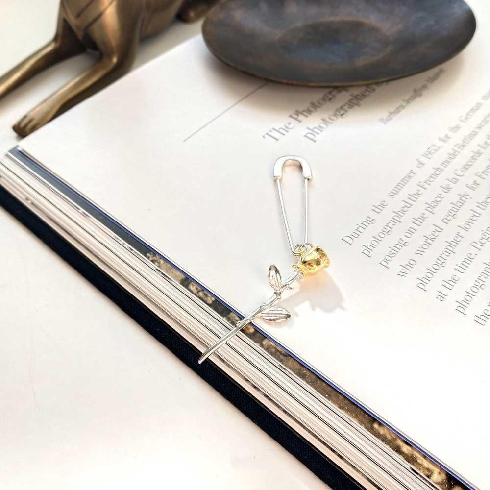 925 Sterling Silver Spille Rosa Spilla Goccia Ciondola Gli Orecchini Simpatico Orso Orecchini di Fascino di Modo Delle Ragazze Del Partito Dei Monili di Usura Quotidiana Orecchino