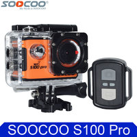 100 Original SOOCOO S100 Pro 4K Wifi Action Camera 2 0 Touch Screen Voice Control Remote