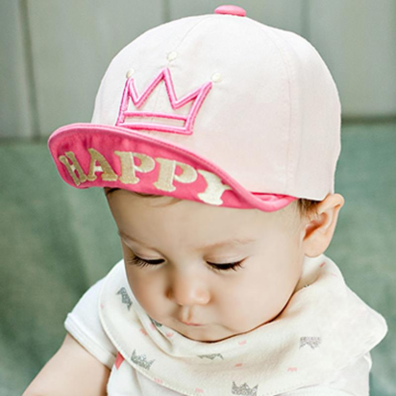 398a8919301 Infant Baby Boy Girls Letter Printed Hat Adjustable Baseball Snapback Cap  New Arrival-in Hats   Caps from Mother   Kids on Aliexpress.com