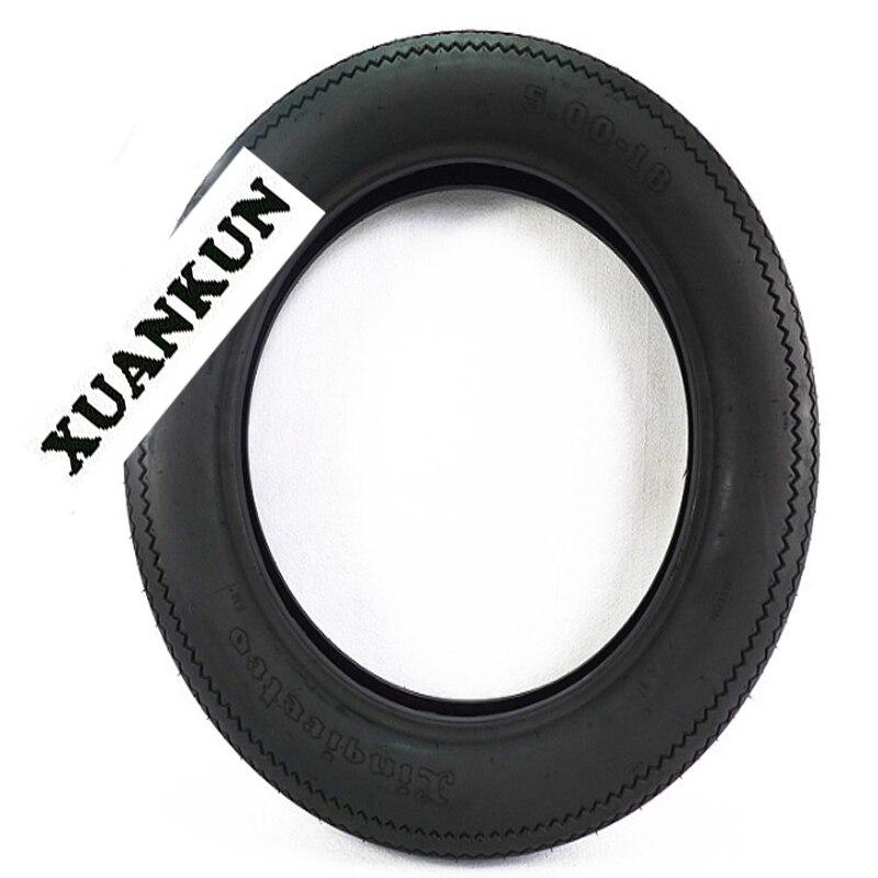 Шины xuankun Аксессуары для мотоциклов 500 18 зубчатые шины