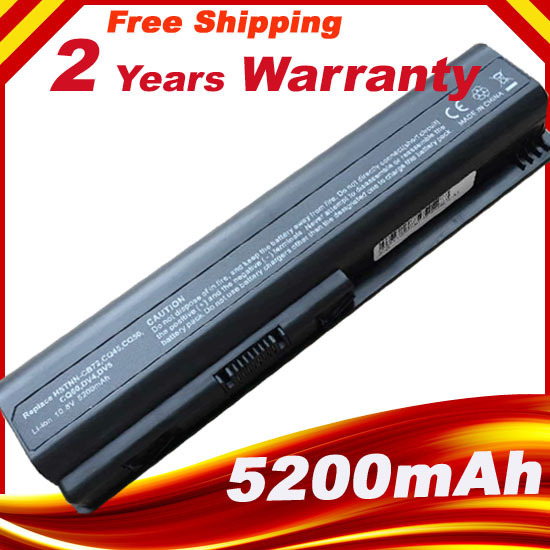 Laptop batterij voor HP Pavilion DV5 1119es HSTNN UB73 voor HP Spare 484171 001 10,8 V dv6 1000 dv6 2000