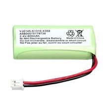 Домашний телефон Батарея батарея для рации 2,4 V 800 mAh Главная Телефон Батарея для simens C28/42/46/42 H/36 H/360/365/X359