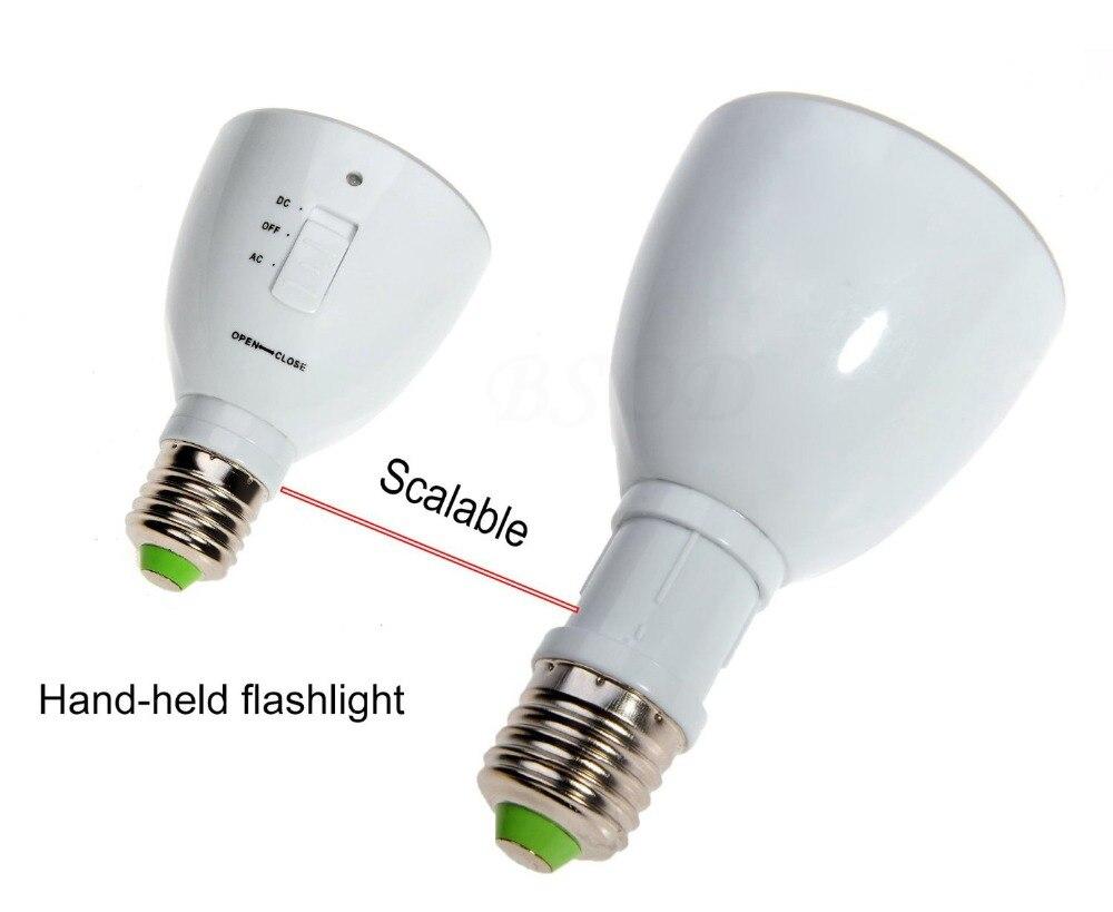 BSOD Multi functionnal LED Emergency Light Bulb AC85 265V ...