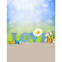 LIFE MAGIC BOX Photography Backdrops Kids White Flower Camera Fotografica Backgrounds For Photos S-2248