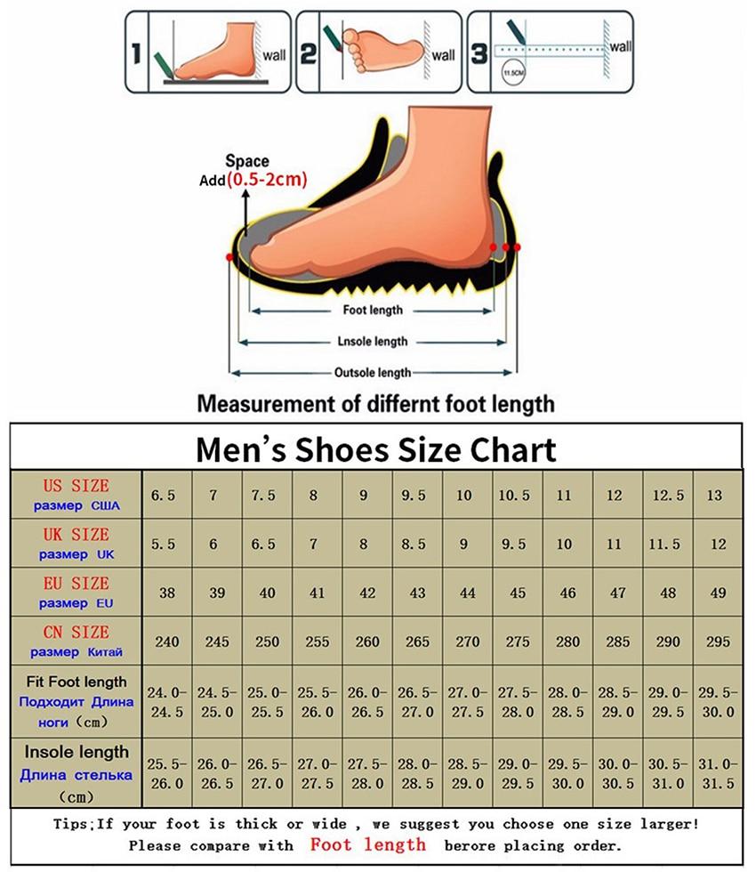BIMUDUIYU Lyxvarumärke Hot Sales Casual Shoes For Men Höst Mode - Herrskor - Foto 6