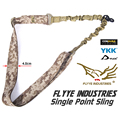 Military Spec AOR1 Camo Tactical Rifle Single Sling FLYYE FY-SL-S001 Single Point Sling