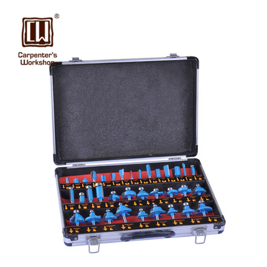 Woodworking Tools 35 Sets of Milling Cutter Carving Electric Wood Trimming Machine Cutter Head Set 2pc woodworking 45 degrees 1 2 1 1 2 milling cutter with bearing trimming blades knife gong woodworking machine cutting tools