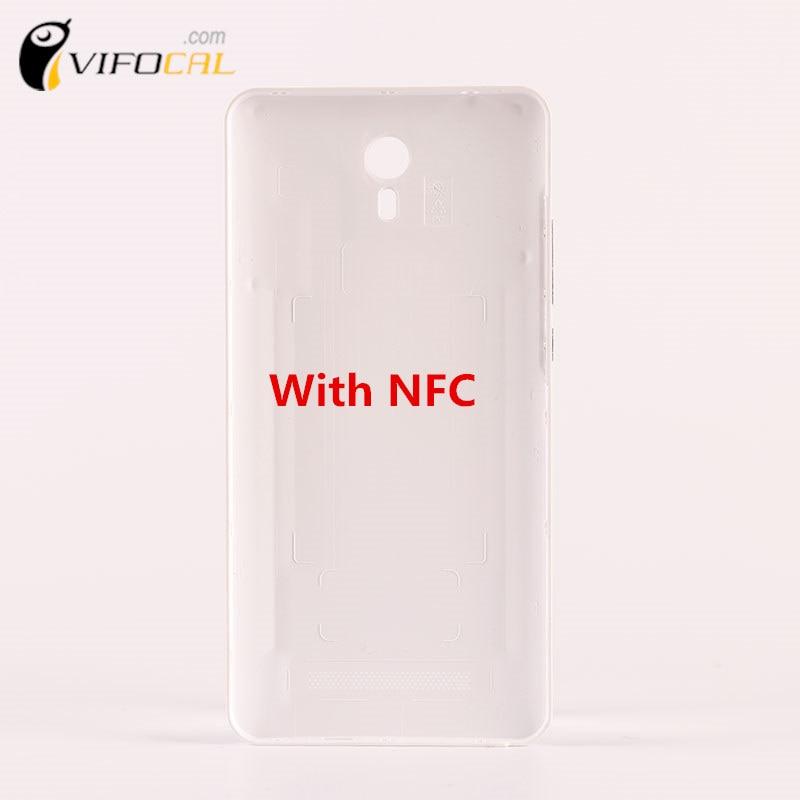 imágenes para Jiayu s3 teléfono de la piel cubierta de la batería + NFC 100% Nueva Durable reemplazo caso Para Jiayu S3 + Teléfono blanco
