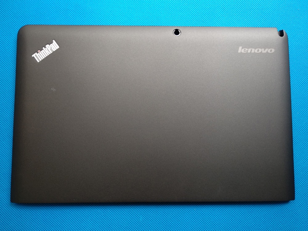 New Original for Lenovo ThinkPad X1 Helix Gen1 LCD Rear Cover Top Case Back Lid 04X0503 04X0506 new original for lenovo thinkpad x1 carbon 5th gen 5 back shell bottom case base cover 01lv461 sm10n01545