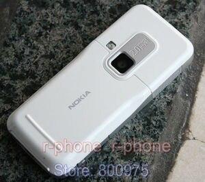 Image 5 - Originele Nokia 6120 Classic Mobiele Telefoon Unlocked 6120c Smartphone Engels Toetsenbord & Een Jaar Garantie