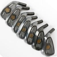 george spirits golf clubs irons haed Grand Emperor 4 10 7pcs Black Golf Forged Irons freeshipping