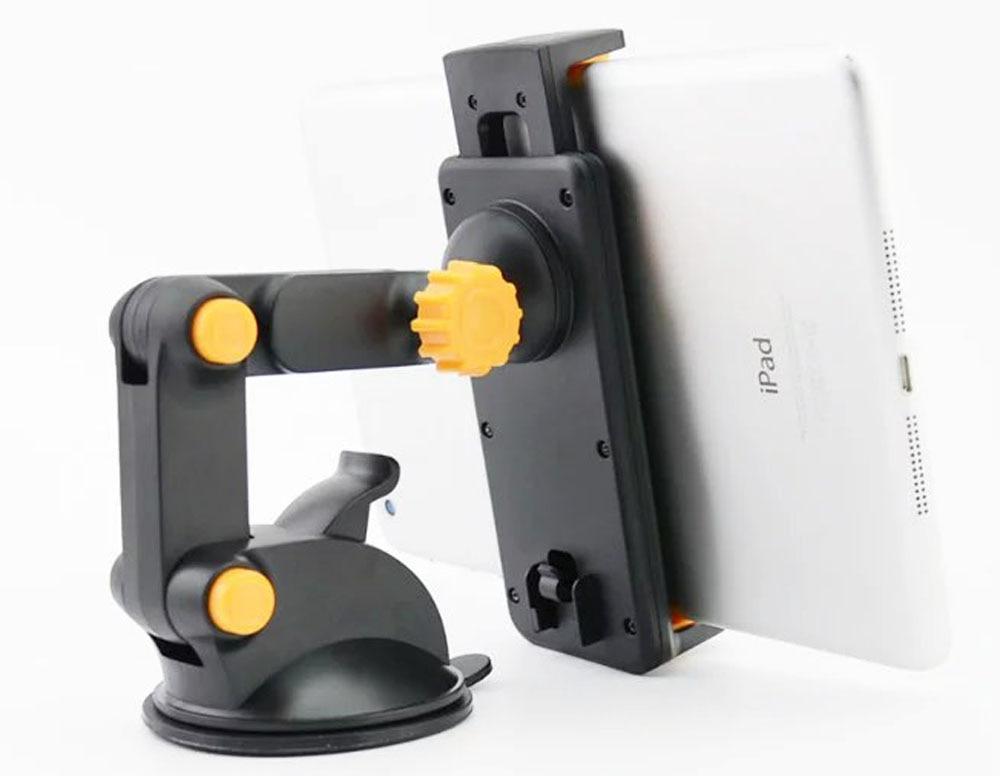 Instrumentpanelen sugplatta GPS mobiltelefon Bilhållare Justerbara - Reservdelar och tillbehör för mobiltelefoner - Foto 4