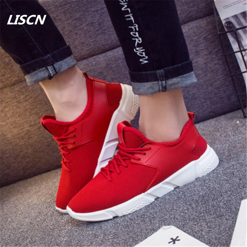 2018 New Arrivals Women shoes fashion tenis feminino light breathable mesh shoes woman casual shoes women sneakers