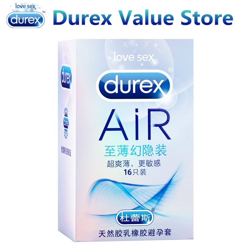 <font><b>Durex</b></font> AiR <font><b>Condoms</b></font> <font><b>Invisible</b></font> Ultra Thin Lubricated <font><b>Condom</b></font> Penis Sleeve Erotic Product Sex Toy Intimate for Men Sex Product Shop