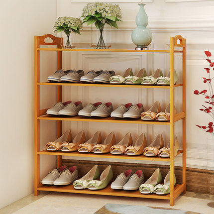Shoe Rack Easy Assembled Bamboo Multiple layers Shoes Storage Organizer Stand Holder Keep Room Neat Door Space Saving shoe rack easy assembled plastic multiple layers shoes shelf storage organizer stand holder keep room neat door space saving