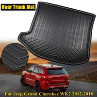 For Jeep Grand Cherokee WK2 2012 2018 New Tray Liner Cargo Rear Trunk Car styling Interior Accessories Boot Liner Waterproof Mat
